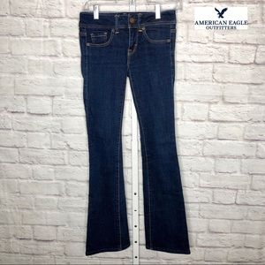 American Eagle Outfitters Bootcut Jeans - Size 0